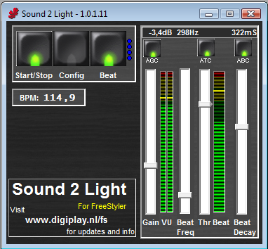 Sound to Light CPU Intensive=Problem - Page 2 - Support Forum